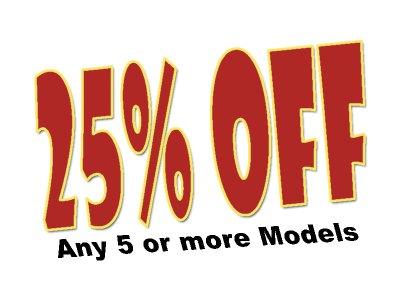25% off covid week 5