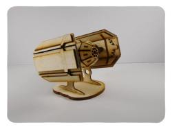 Wood Model Kit AV1 By-LazerModels
