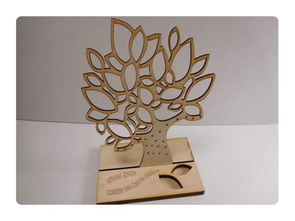 Jewelry Tree Lazermodels