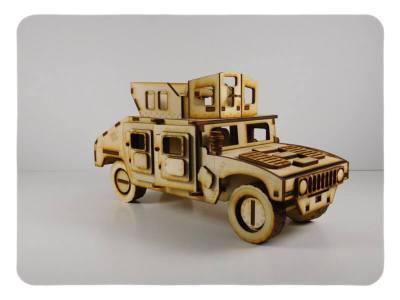 Up Armored Humvee