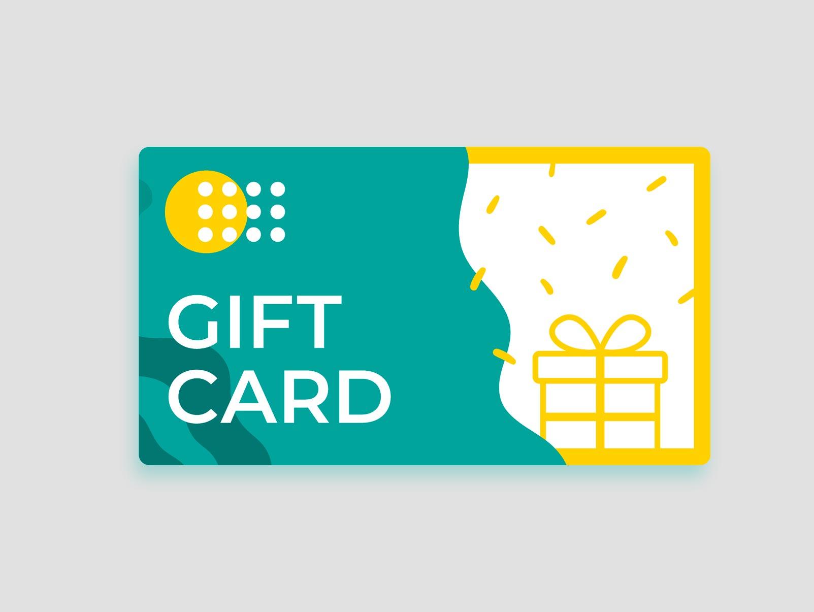 LazerModels Gift Card