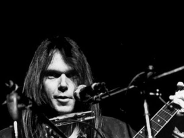 Neil Young - key influence on the Sonic Youth