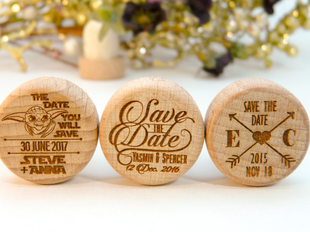save the date personalized