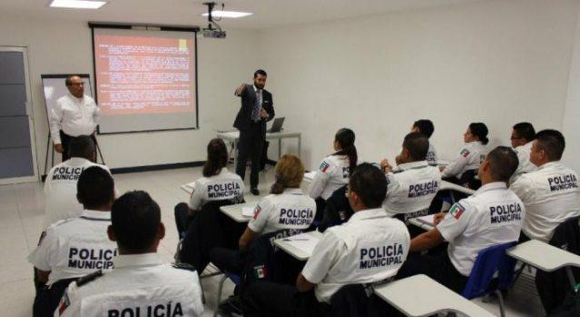 Policías de Morelia reciben capacitación en Nuevo León