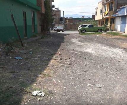 Colonia El Realito en el abandono de las autoridades municipales.