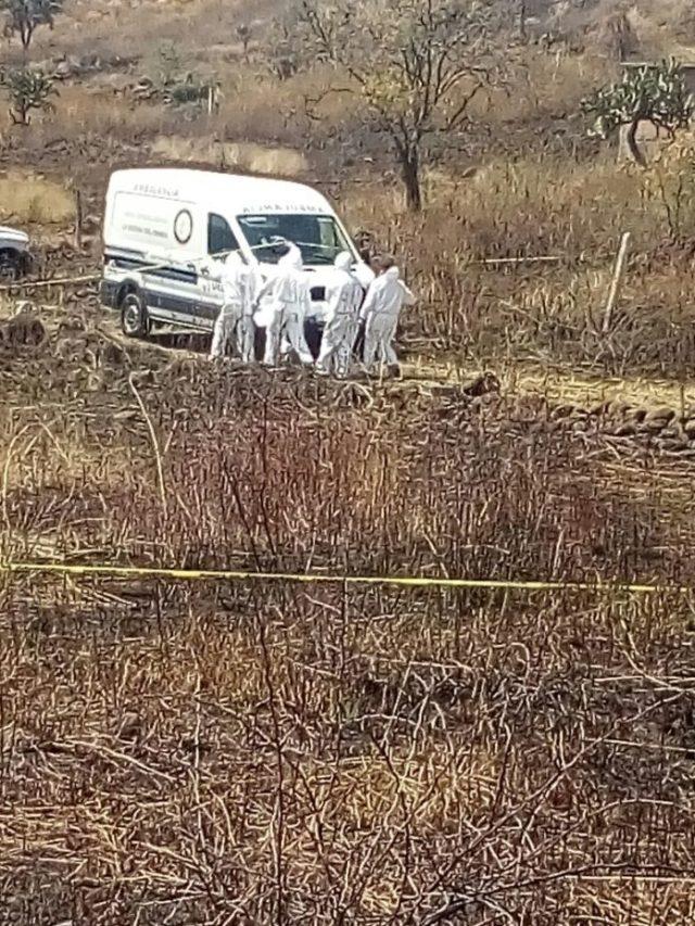 Encuentran cadáver maniatado en Morelia.