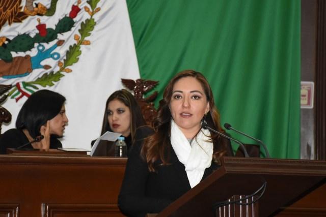 Juanita Nohemí Ramírez,nueva presidenta del Congreso del Estado.