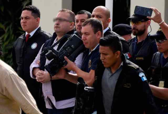 Vinculan a proceso a otro operador de Javier Duarte