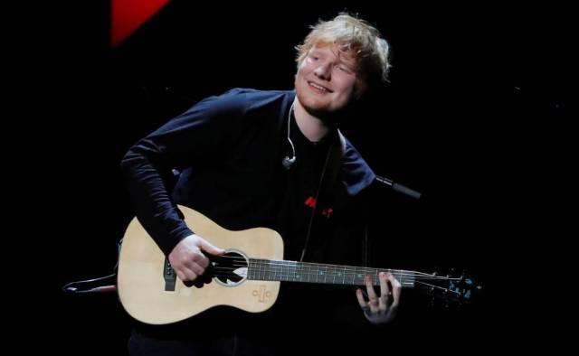 Ed Sheeran artista que más discos vendió en 2017
