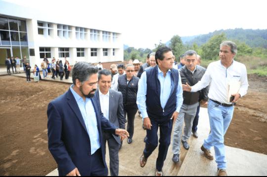 Michoacán, en los primeros lugares de eficiencia de Escuelas al CIEN: INIFED