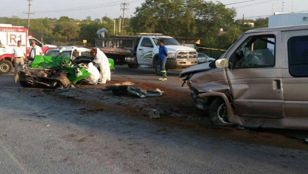 Un muerto y 2 lesionados en trágico accidente