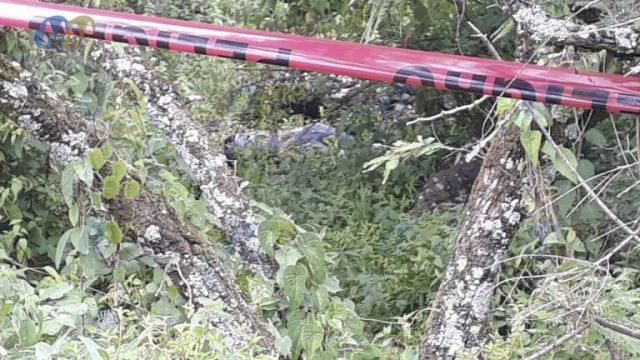 Cerca del Parque Nacional de Camécuaro encuentran a mujer muerta.