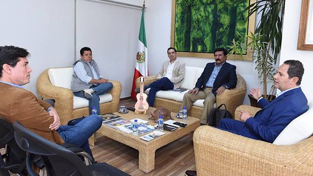 Michoacán, primer estado en aterrizar inversiones en la ZEE