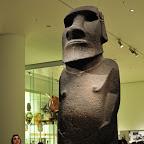 Chile pide al Museo Británico que devuelva al Monái de Isla de Pascua