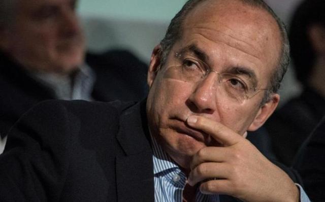 Lozoya es utilizado por AMLO como instrumento de venganza: Felipe Calderón