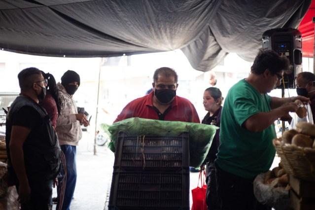 A pesar del Decreto Estatal, tianguis se instalaron en las calles de Morelia el domingo, «tras acuerdo con autoridades»: Arróniz