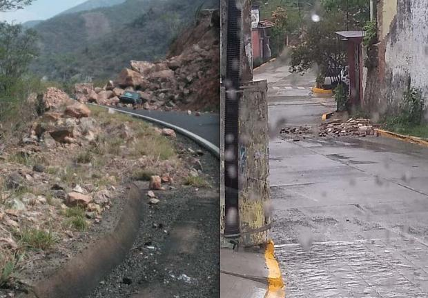 Reportan daños en Huatulco y Zócalo de Oaxaca por sismo; hay un muerto