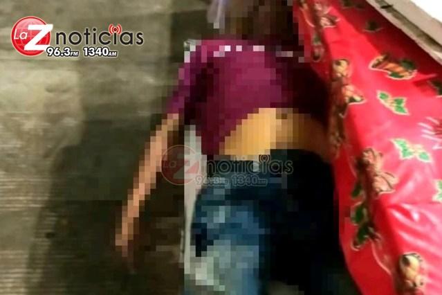 Encuentran muerto en el mercado municipal de Huetamo