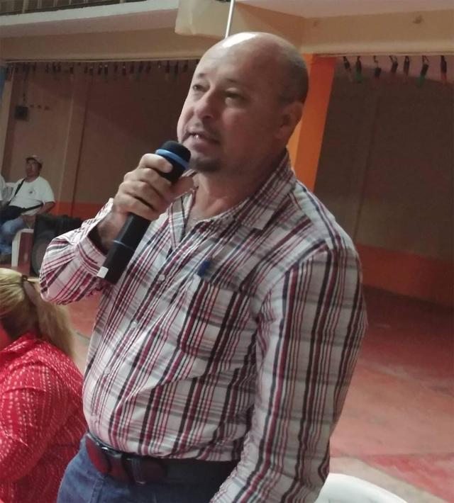 Líder regional de la CTM es encontrado muerto en su hogar
