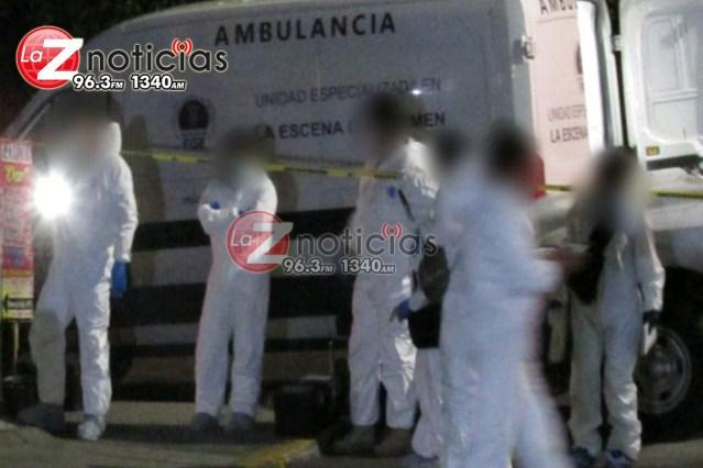 FGE investiga el deceso de una mujer en la colonia Gertrudis Sánchez