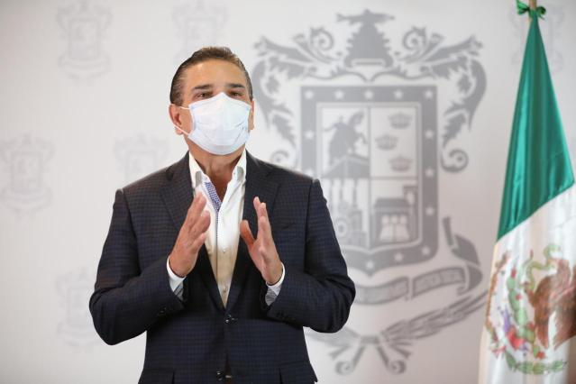 Estamos en el momento más crítico de la epidemia: Silvano Aureoles
