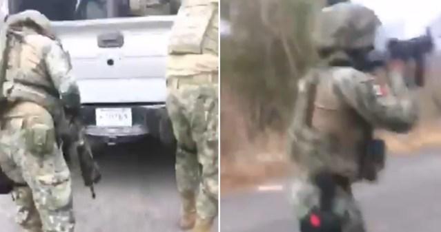 Detienen a implicado en agresión a marinos y GN en Chinicuila