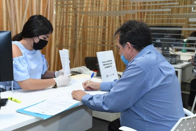 Casi 4 mil 500 empresas apoyadas en Michoacán ante COVID-19