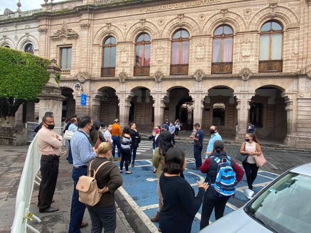 Sin afectaciones en Michoacán tras sismo:  PC Estatal