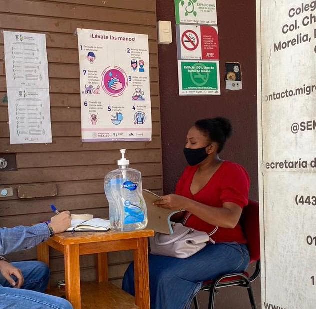 Apoya Gobierno de Michoacán con asesoría y trámites a inmigrantes que radican o transitan por la entidad