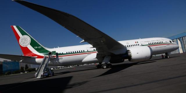 Anuncia Gobierno Federal que «ya hay un anticipo» para compra de avión presidencial