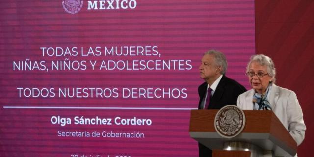 Llamadas de emergencia al 911 por violencia contra mujeres aumentaron 45.8%: Sánchez Cordero