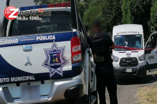 Muere mujer policía tras enfrentamiento en Cuitzeo
