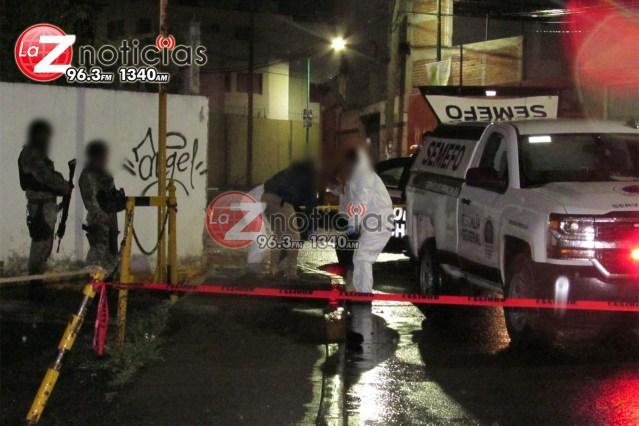 Muere mujer en presunto accidente de moto en Ex Hacienda del Quinceo, Morelia