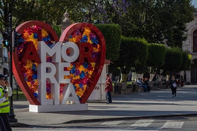 Morelia, primera ciudad patrimonio de México en recibir sello internacional de viaje seguro por parte del WTTC