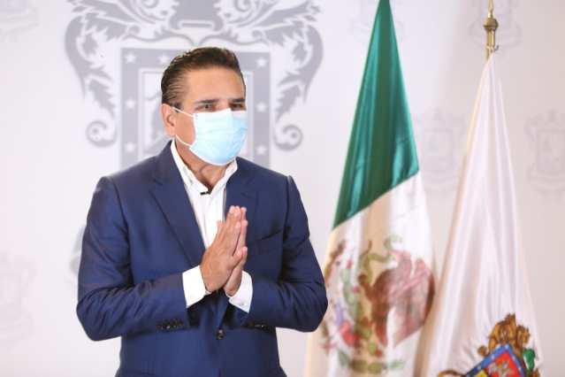 Salud comunitaria, para disminuir dengue y coronavirus: Gobernador