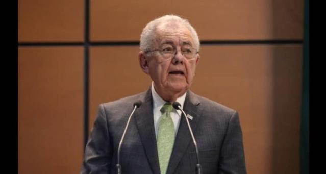 Me voy porque dieron control de puertos a militares: Jiménez Espriú