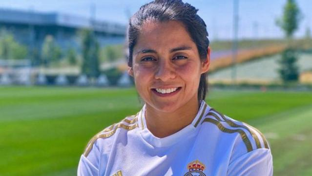 Kenti Robles, primera mexicana en el Real Madrid
