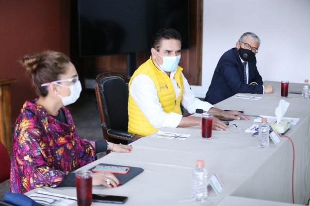 Acuerda Comité de Crisis acciones inmediatas para romper cadena de contagios