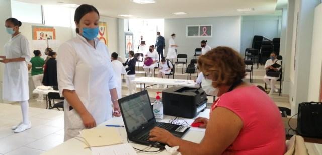 Reciben 715 estudiantes de Conalep plaza para servicio social en enfermería