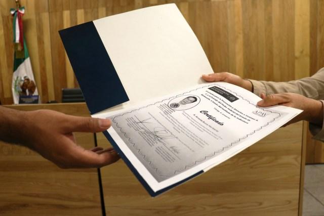 Psicólogos del Poder Judicial, certificados para emitir dictámenes conforme al Protocolo de Estambul