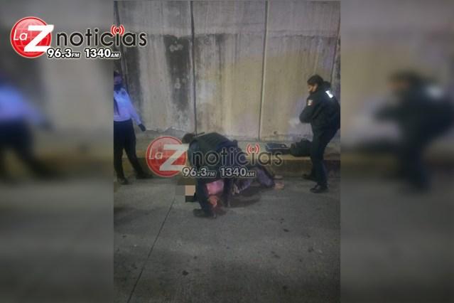 Muere indigente tras caer de un puente al poniente de Morelia