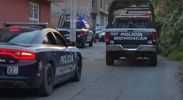Se registra robo violento en AutoZone de la San Rafael, Morelia