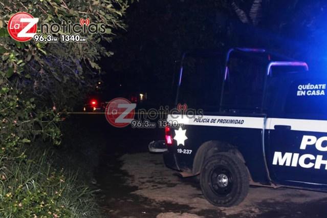 Hombre muerto a tiros es encontrado en la colonia Mario Moreno
