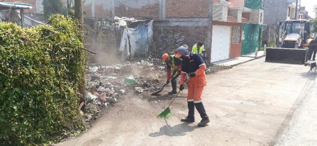 Invita Raúl Morón a morelianos a ser corresponsables con el manejo de basura