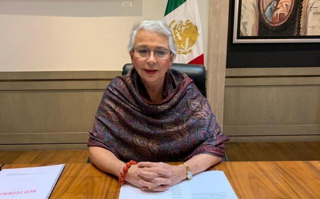 Pandemia visibiliza más la violencia de género: Sánchez Cordero