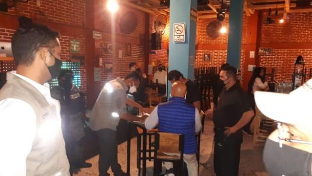 Suspende SSM seis establecimientos nocturnos en Morelia