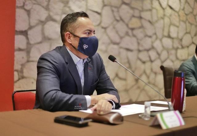 Reconoce Carlos Herrera voluntad de munícipes por realizar informes de Gobierno virtuales