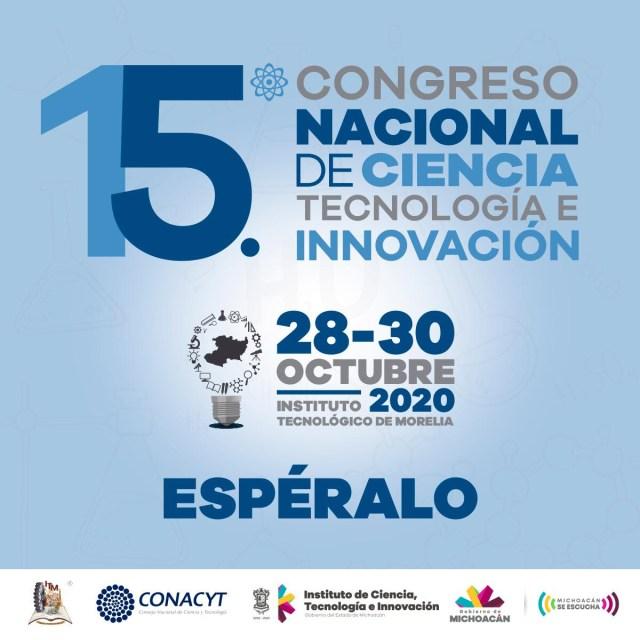 No detendrá COVID-19 el Congreso Nacional de Ciencia, a realizarse en octubre
