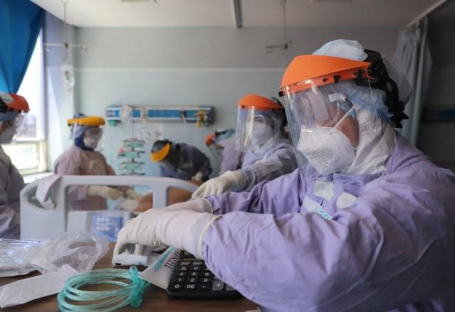 Ocupación hospitalaria para pacientes de COVID-19 subió a 48.21% en Michoacán