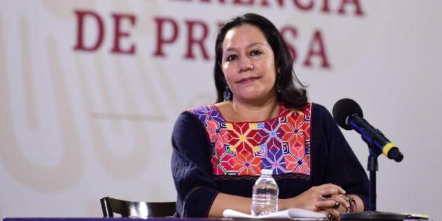 Confirma AMLO que María Luisa Albores va a Semarnat; en Bienestar queda Javier May
